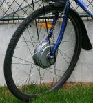 'Moteur Roue avant du vélo de Beo'