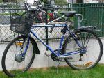 'Vélo de Béo vue complète sans l'accu et le circuit de commande'