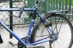 'L'arrière du vélo est standard et efficace'