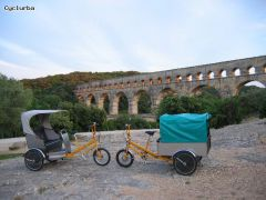 'Pedicab trike & Cargo trike'